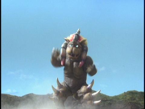 変貌怪獣 キングバモス