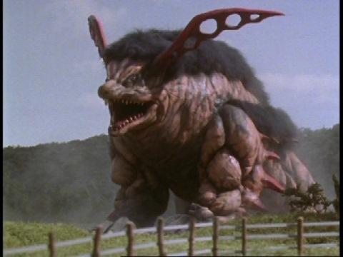 変異怪獣 キングモーラット