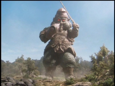 魔神怪獣 コダイゴンジアザー
