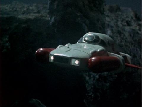 海底に潜むタッコングを探す、マットサブ