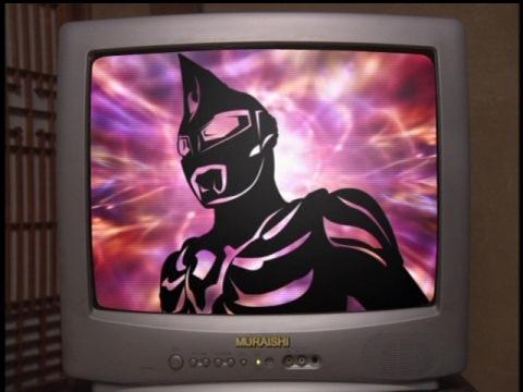 作品内でオンエアされていた「ウルトラマンマックス」