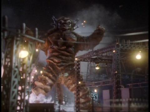 異形進化怪獣 メタモルガ