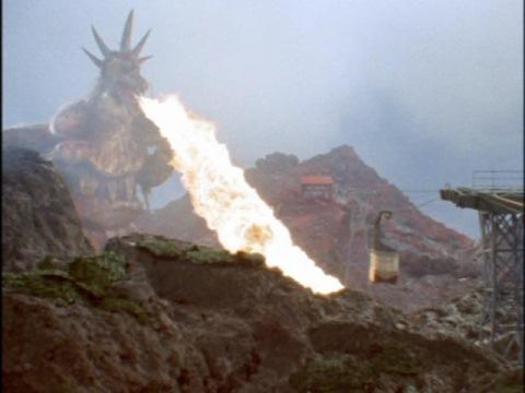 狐火怪獣 ミエゴン