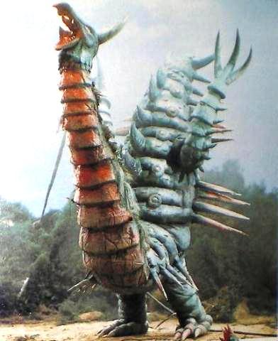 百足怪獣 ムカデンダー