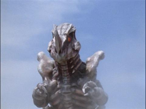 骨格恐竜ムードン