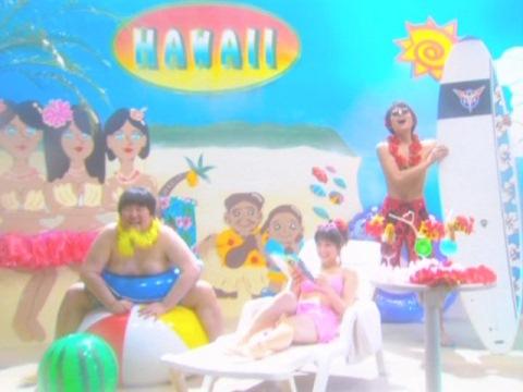 夏休みのバカンスを想像するドイガキ・アヤノ・ムサシ隊員