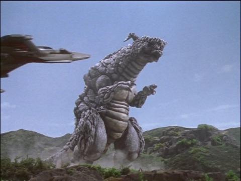 岩石怪獣 ネルドラント