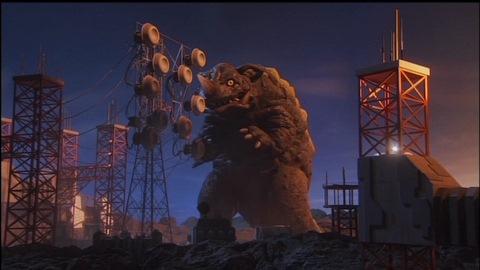 透明怪獣 ネロンガ
