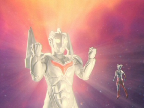 ウルトラマンノアの力で、バラージの盾に変化が!