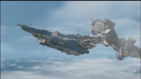 ペンドラゴンを襲撃するキングジョーブラック