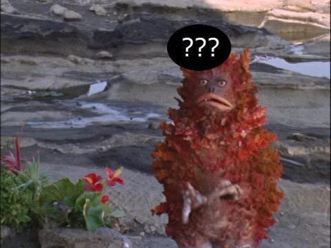 ピグモンの風船の色は?