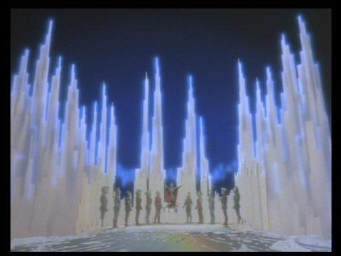 初代ウルトラマンを地球派遣させるウルトラマンキング