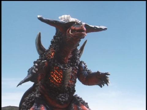 進化怪獣 ラゴラスエヴォ