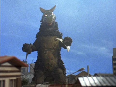 ブーメラン怪獣 レッドキラー