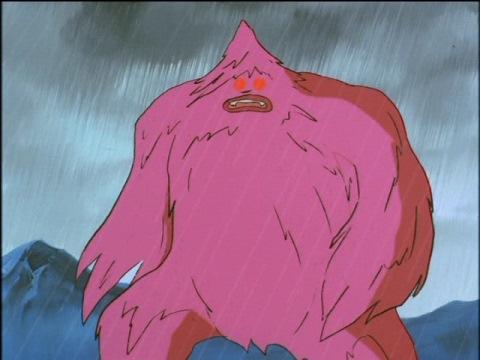 雲怪獣 レッドスモーギ