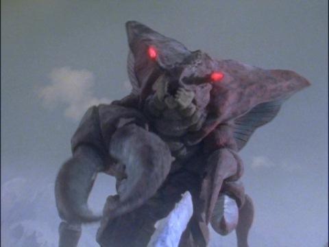 宇宙海獣レイキュバス