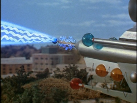 細胞破壊ミサイル