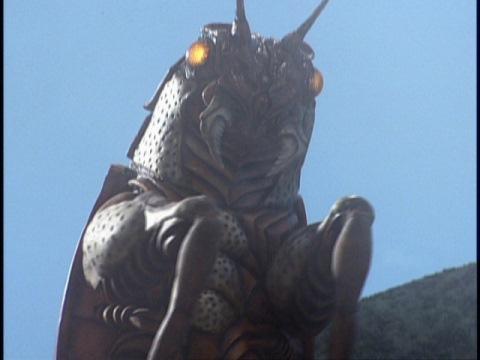 昆虫怪獣 シルドバン