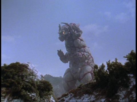 剛力怪獣 シルバゴン