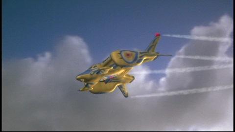 Mydoの主力戦闘機 スカイフィッシュ