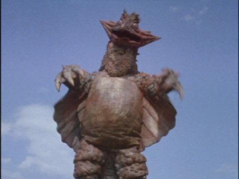 大蛙怪獣 トンダイル