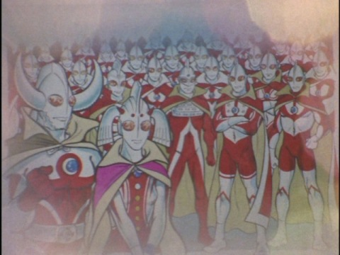 ウルトラの国の歴史 設立された宇宙警備隊