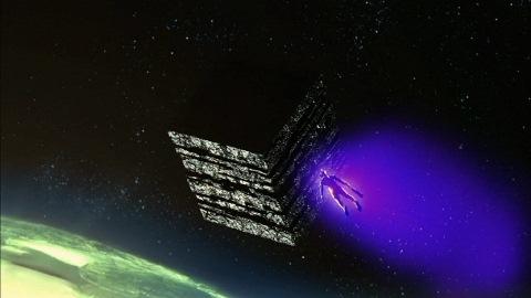 ウルトラマンベリアルが監禁されていた宇宙牢獄に怪しい影が!