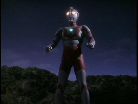 ウルトラマンティガのピンチに、初代ウルトラマン登場