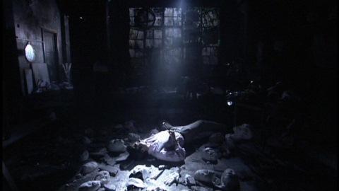 第25話「闇」のラストシーン