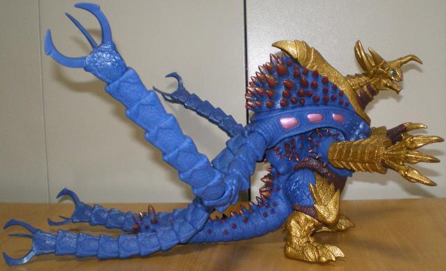 ウルトラ怪獣シリーズ Uキラーザウルス2