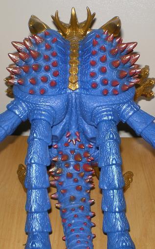 ウルトラ怪獣シリーズ Uキラーザウルス1