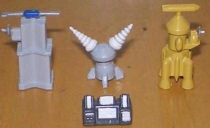 特撮リボルテック メーサー殺獣光線車3