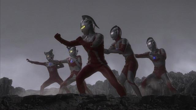 ウルトラマン列伝 ウルトラ兄弟VS怪獣軍団