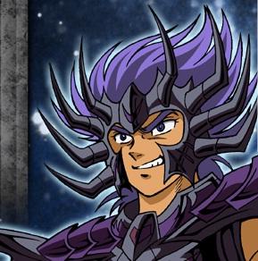 聖闘士星矢 キャンサーのデスマスク1
