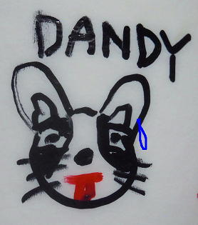 ダンディもまっつぁお