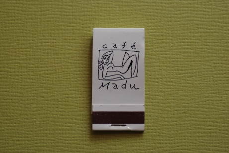 cafe Madu 表