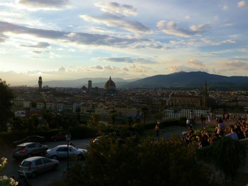 フィレンツェ絶景