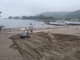 桜浜清掃活動2