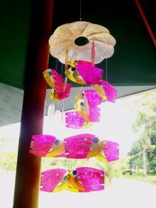 貝の風鈴②