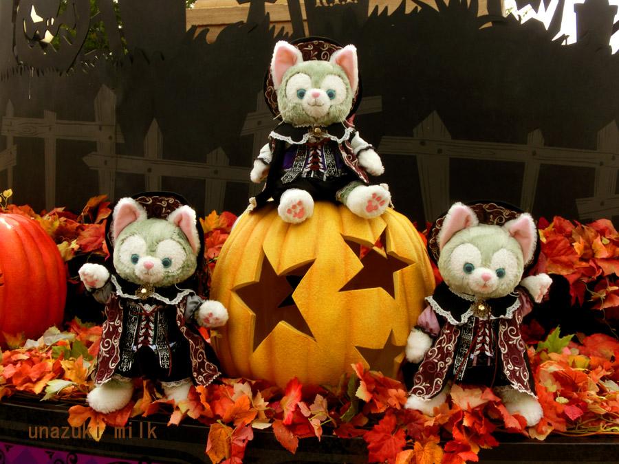 かぼちゃ前その2