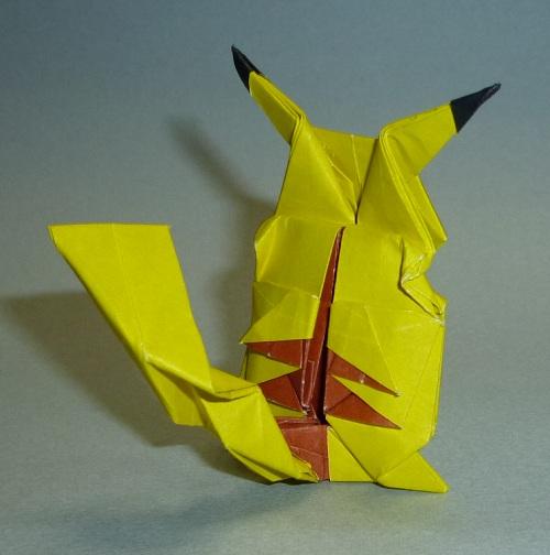 クリスマス 折り紙 折り紙 ピカチュウ : unins.blog77.fc2.com