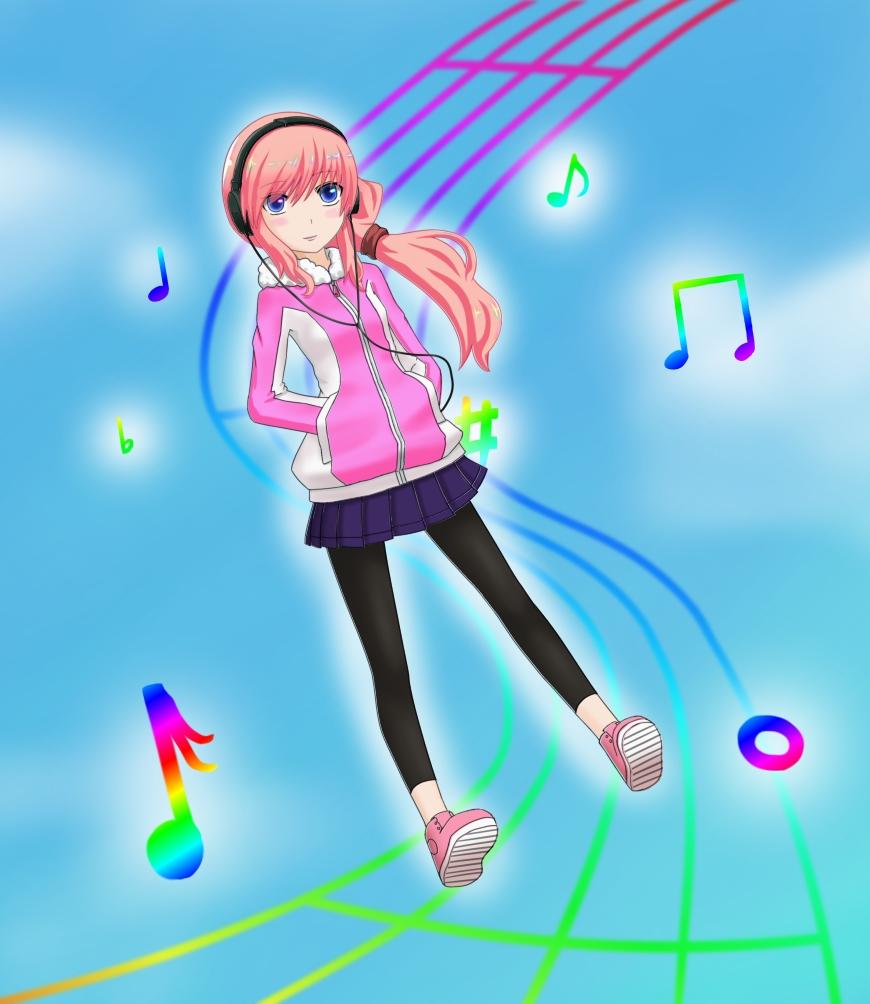 虹色みゅーじっく