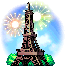 5010076 パリ_effect
