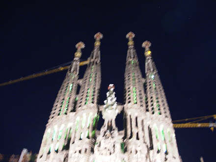 バルセロナから48