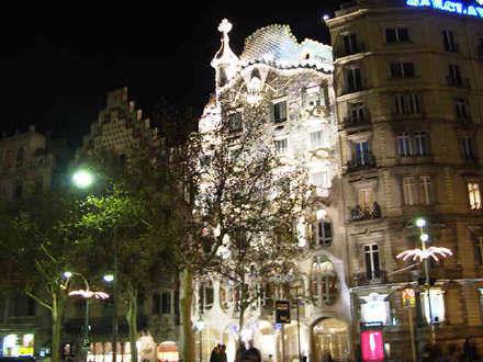 バルセロナから46