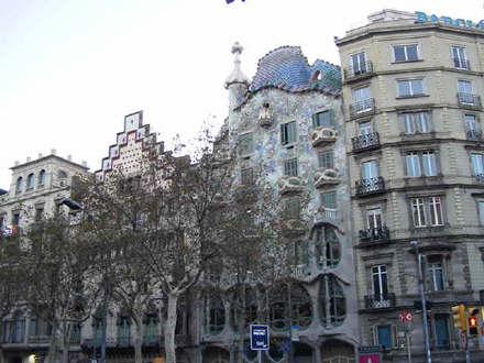 バルセロナから2