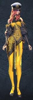 紋黄蝶の衣装02