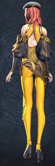 紋黄蝶の衣装03