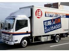 日本通運のエルフ