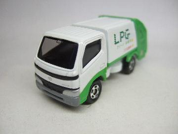 LPGトラック
